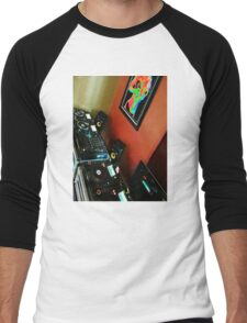 dj dreams Men's Baseball ¾ T-Shirt