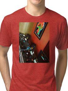 dj dreams Tri-blend T-Shirt