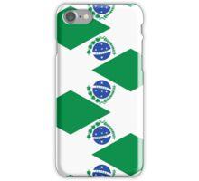 Paraná, Brazil iPhone Case/Skin