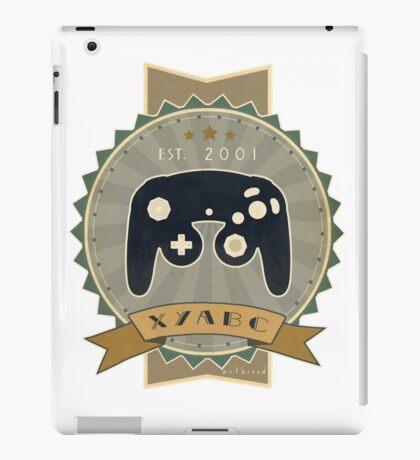 Retro GameCube Controller iPad Case/Skin