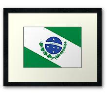 Paraná, Brazil Framed Print