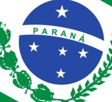 Paraná, Brazil Sticker