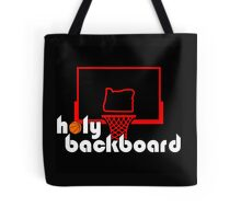 Holy Backboard Podcast Tote Bag