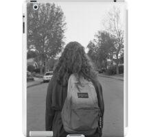 Ali 2 iPad Case/Skin