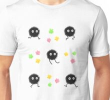 Spirited Away soot sprites 2 Unisex T-Shirt