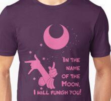 Quotes and quips - in the name of the moon, Unisex T-Shirt