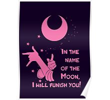 Quotes and quips - in the name of the moon, Poster