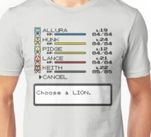 Summon Your Lion! Unisex T-Shirt