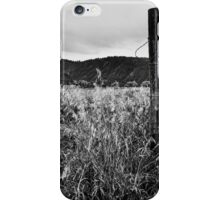 Outland BW iPhone Case/Skin
