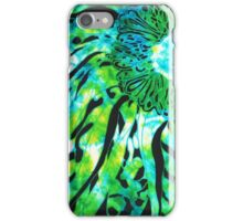 """Multi Layered - """"Suddenly A Flowering I"""" iPhone Case/Skin"""