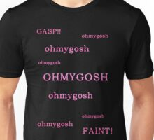Quotes and quips - ohmygosh Unisex T-Shirt