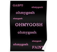 Quotes and quips - ohmygosh Poster