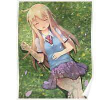 Shiina Mashiro Poster