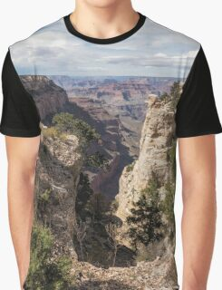 A Vertical View Graphic T-Shirt