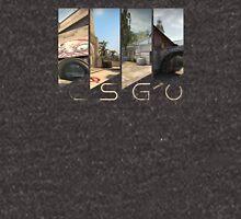 CSGO maps title Unisex T-Shirt