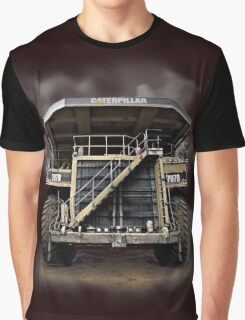 Over High Truck Graphic T-Shirt