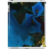 2016_GITCHADK_MALERI_PRINT_1_ iPad Case/Skin