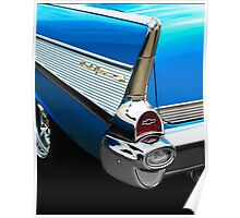 1957 Chevy BelAir Poster