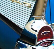 1957 Chevy BelAir Sticker