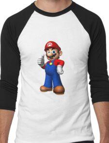 MARIO 2 Men's Baseball ¾ T-Shirt
