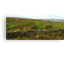 Yorkshire Dales, UK Canvas Print