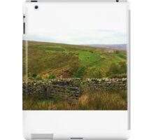 Yorkshire Dales, UK iPad Case/Skin