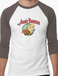 Angry Beavers Men's Baseball ¾ T-Shirt