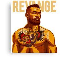 notorious revange Canvas Print
