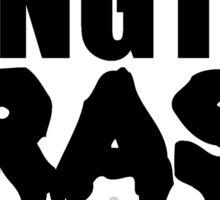 BTS/Bangtan Boys Trash Text Sticker