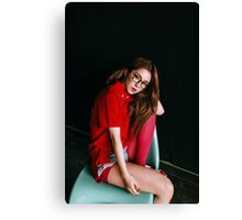 dumb dumb irene Canvas Print