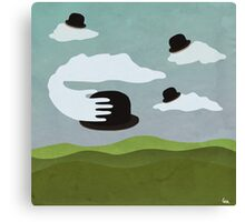 Posh Sky Canvas Print