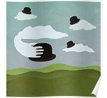 Posh Sky Poster