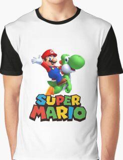 MARIO 11 Graphic T-Shirt