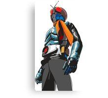 Kamen Rider Canvas Print