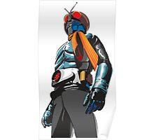 Kamen Rider Poster