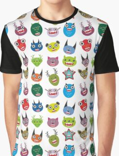 Monster set Graphic T-Shirt