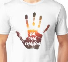 Be The Change | Colour  Unisex T-Shirt