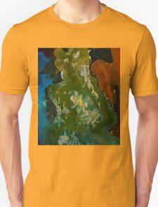 2016_GITCHADK_MALERI_PRINT_1_8 Unisex T-Shirt