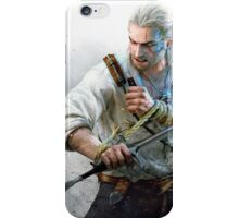 The Witcher 3 : Wild Hunt iPhone Case/Skin