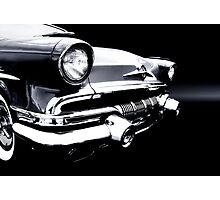 1957 Pontiac Star Chief B/W Photographic Print