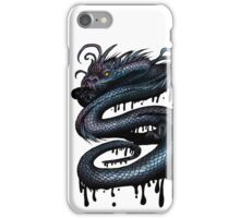 Dragon Swirl iPhone Case/Skin