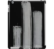 0055 - Brush and Ink - 3z3 iPad Case/Skin