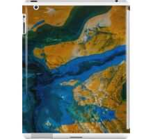 2016_GITCHADK_MALERI_PRINT_1_10 iPad Case/Skin