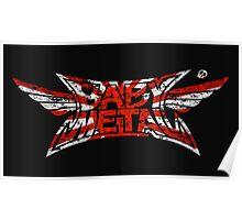 baby metal logo Poster