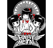 baby metal tour Photographic Print