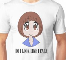 mako do i care? Unisex T-Shirt
