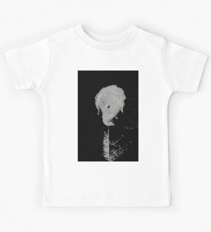 0059 - Brush and Ink - Matchstick Two Kids Tee