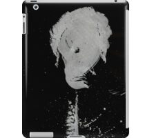 0059 - Brush and Ink - Matchstick Two iPad Case/Skin