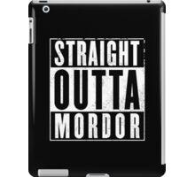 Straight Outta Mordor iPad Case/Skin
