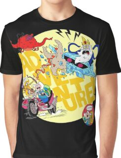 Adventure Time Graphic T-Shirt